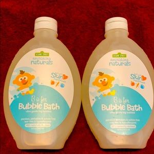 Sesame Street bubble bath nourishing naturals (2)